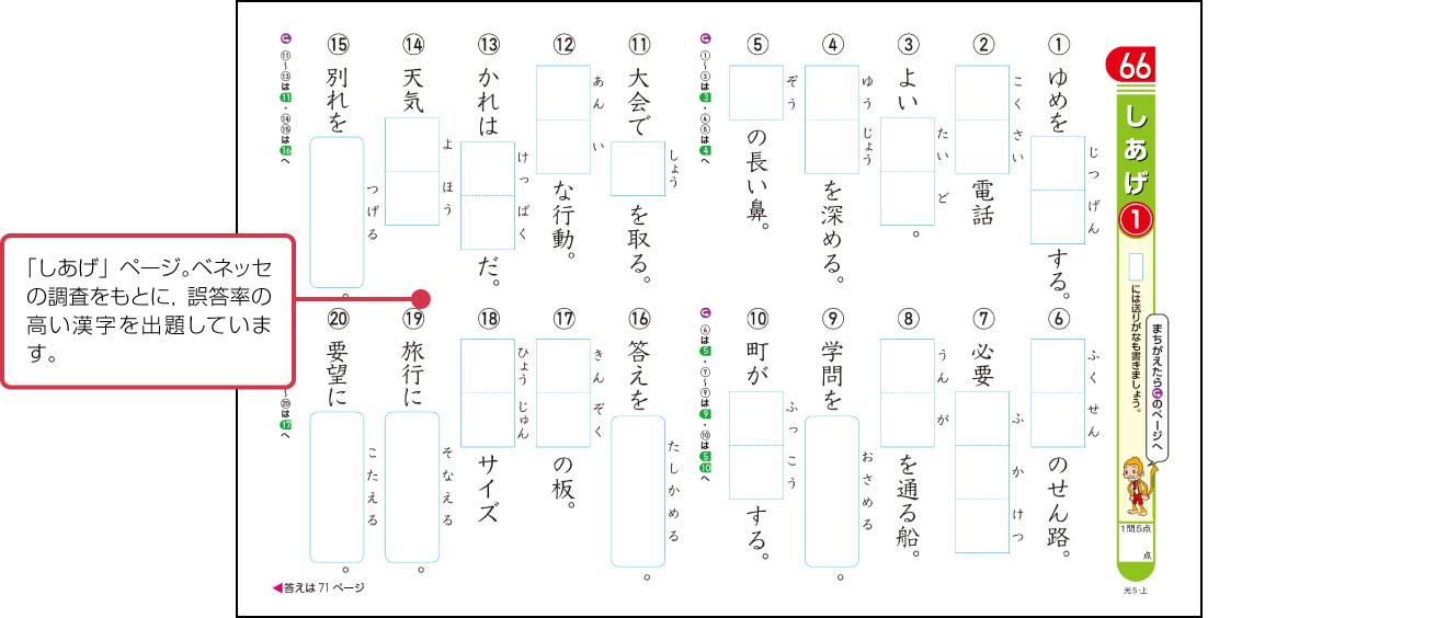2 漢字 年生 ドリル